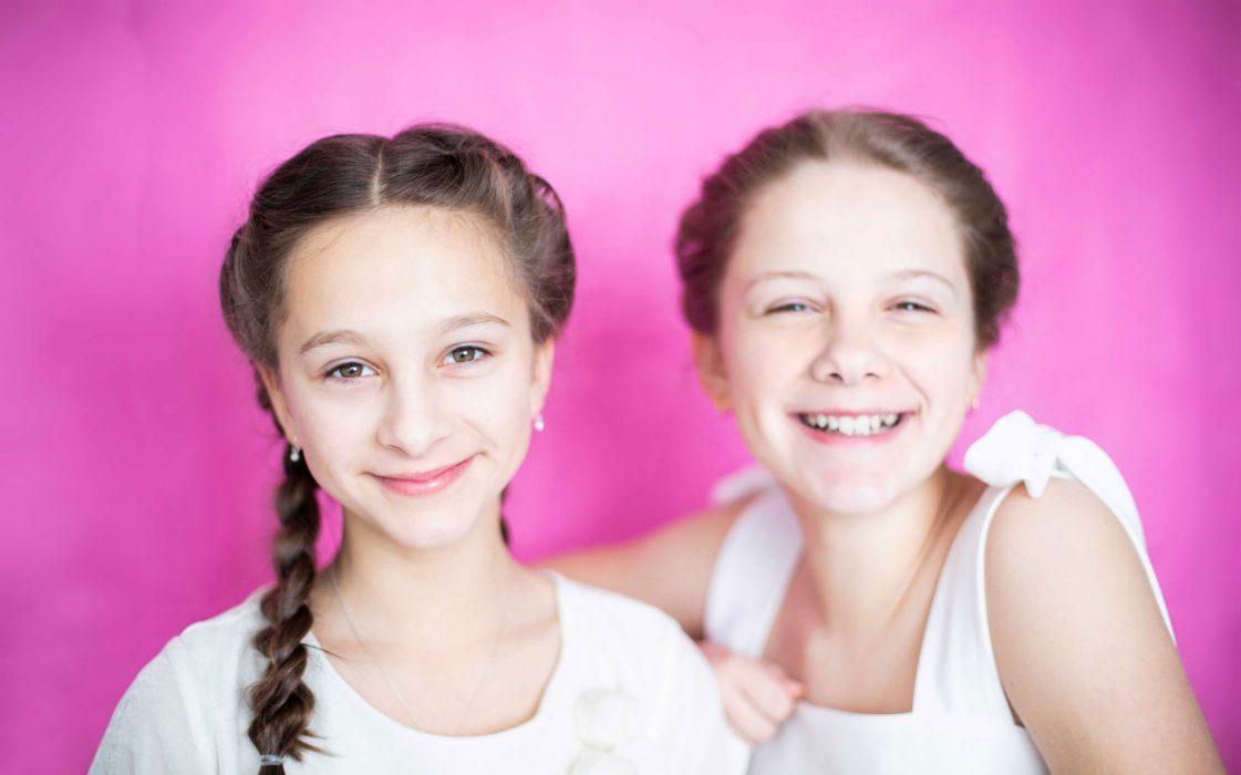 Happy Sisters. Valeriya Chirkova Rasmussen, 22 år, Aarhus.
