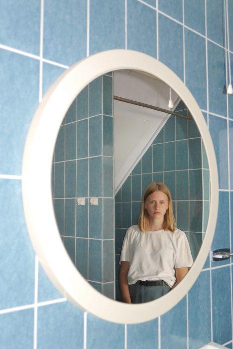 Spejl. Signe Sofie Larsen, 19 år, Viborg.